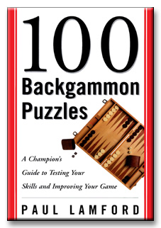 100 Backgammon Puzzles